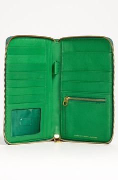 MARC BY MARC JACOBS 'Globetrotter' Travel Wallet