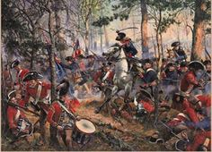 """BATTLE OF COWPENS (In the movie """"The Patriot"""" starring Mel Gibson the battle of Cowpens is depicted towards the end of the movie. If the Continental Army had lost that battle we quite possibly be a colony of England today."""