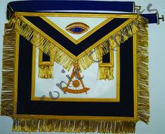 Hand made embroidery work. Freemasonry, Aprons, Embroidery, Cards, Handmade, Needlepoint, Hand Made, Apron Designs, Maps