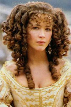 hair tutorial 17th century - Google Search