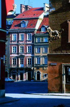 Stare Miasto   Varsovia, Polonia  Foto: Waldemar Panów