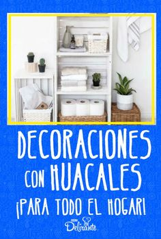 decoraciones hechas con huacales de madera Easter Bunny, Bookcase, Shelves, Diy, Vintage, Home Decor, Home Organization, Creative Crafts, Shelving