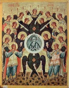 Synaxis of Archangel Michael and all the heavenly hosts.