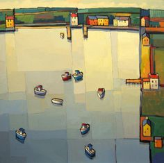 Waters Edge I - Jim Edwards