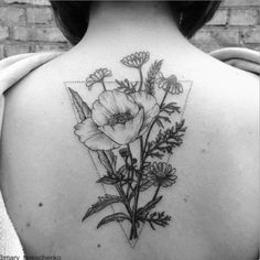 70 Creative And Beautiful Flower Tattoo Designs For Women - EcstasyCoffee