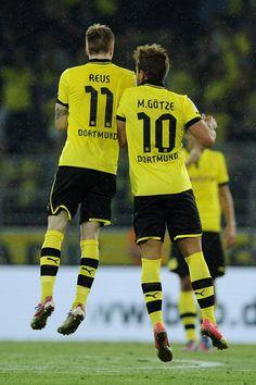 Marco Reus & Mario Götze - BvB