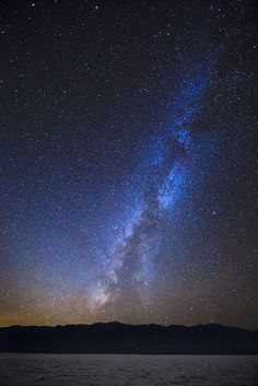 Night Sky Milky Way in Death Valley - proposal memories! The Places Youll Go, Places To See, Death Valley National Park, Amazing Spaces, California Dreamin', Sky And Clouds, Road Trip Usa, Milky Way, Amazing Destinations