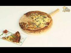 #Pizza napolitana. Encuentra la receta y el paso para aprender a hacerla en este video exclusivo de @El Gran Chef .