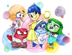 Here is my Fanart of Joy for the upcoming movie Inside out! I think Joy will be my favorite character since she seem to be very funny in the trailer. Hope you enjoy! ^^ You can support my work here. Inside Out Emotions, Inside Out Characters, Movie Inside Out, Disney Inside Out, Pixar Characters, Disney And More, Cute Wallpaper Backgrounds, Cute Wallpapers, Disney Drawings