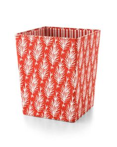 waste basket by John Robshaw! You Are Awesome, Elle Decor, Home Accessories, Textiles, Abstract, How To Make, Behavior, Design, Basket