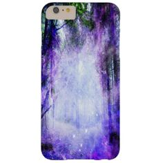 Magical Portal in the Forest Barely There iPhone 6 Plus Case
