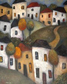 Suburban Landscape by Jeremy Mayes