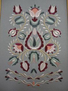 Gallery.ru / Фото #60 - крымско татарская ручная  вышивка - axlime