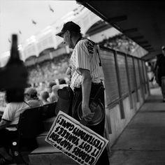 Freddy, der größte aller Yankees' Fans