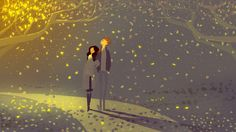 """""""Little wonders"""" -Pascal Campion, or aka, favorite artist of the moment."""