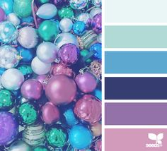 Color Celebration via @designseeds