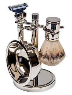 Shaving set I want to get him. <3
