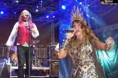 ACONTECE: Elba e Alceu na despedida do carnaval 2014 do Recife