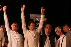 عمران خان کے اسلام آباد جلسے میں لوگوں کی دلچسپی