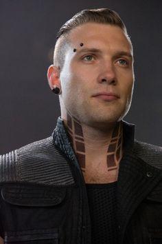 Divergent Movie Still: Eric