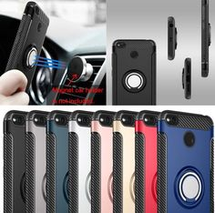 Ultra Thin Shockproof Hybrid Case Stand Cover For Xiaomi Redmi 3X/3S/Pro/4/4X/4A