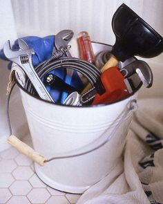 With the right tools and basic instructions, you can solve most minor plumbing problems in your home.