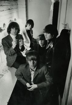 The Byrds - 1965 Photo : Jim Marshall 70s Rock And Roll, Classic Rock And Roll, Rock N Roll Music, Music Love, Pop Music, Music Is Life, Kinds Of Music, Music Film, Music Icon