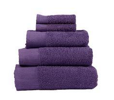 ASDA Towel Range - Violet   Plain Towels   ASDA direct