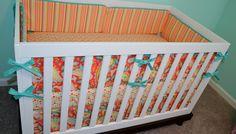 Project Nursery - Detail: Crib