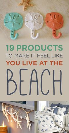 19 Products To Make Any House A Beach House