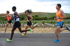 Napa to Sonoma Wine Country Half Marathon http://www.runnersworld.com/bucket-list-races/10-best-destination-half-marathons/napa-to-sonoma-wine-country-half-marathon