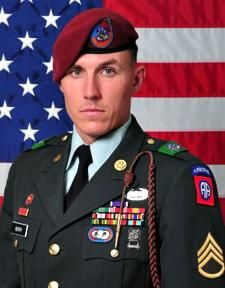 Army SSgt. Richard L. Berry, 27, of Scottsdale, Arizona. Died July 22, 2012, serving during Operation Enduring Freedom. Assigned to 508th Special Troops Battalion, 4th Brigade Combat Team, 82nd Airborne Division, Fort Bragg, North Carolina. Died in Kandahar Province, Afghanistan, of wounds suffered from an enemy improvised explosive device.
