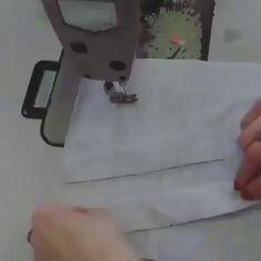 Corte e Costura Veja Como Mudar Sua Vida Financeira Modo Simples e Fácil - DIY - Nähen - Sewing Basics, Sewing Hacks, Sewing Tutorials, Sewing Crafts, Sewing Projects, Sewing Diy, Diy Crafts, Techniques Couture, Sewing Techniques