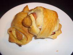 The Daily Smash: Chicken Cordon Bleu Crescents