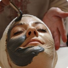 This facial looks relaxing