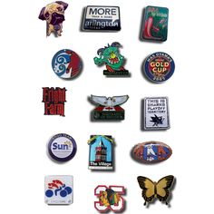 """Let your cause take """"shape""""!  Our die struck, soft enamel lapel pins feature a standard military (butterfly) clutch and can be customized to suit your individual needs. An iron metal sheet is stamped to create a raised outline, then the recessed cavities are filled with soft enamel and baked to cure. The result is a vivid pin that can be worn with pride! Consider adding our optional epoxy dome to create a uniform level finish with a shinier look."""