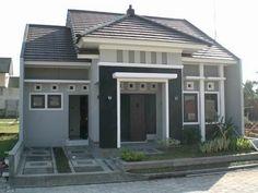 Rumah Modern Ukuran 8x10 - Rumah Minimalis