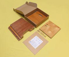 Upstyle Industries Kistkruk - 100% reuse - flat pack
