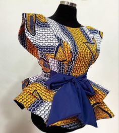 African Dresses For Kids, African Inspired Fashion, Latest African Fashion Dresses, African Dresses For Women, African Print Fashion, Africa Fashion, African Attire, African Print Dress Designs, African Blouses