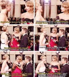 Jennifer Lawrence and Taylor Swift(: Hilarious!