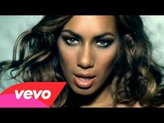 Leona Lewis - Bleeding Love this is one of my favorite songs! Leona Lewis, Jeff Buckley, World Music, Eddie Vedder, Alicia Keys No One, Soundtrack, Techno, Im Going Crazy, Coaching