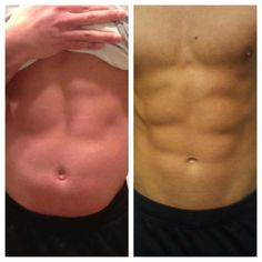 I see he found his abs with the It Works! Ultimate Body Applicator. Real men wrap too!
