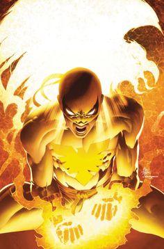 Avenger Iron Fist