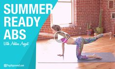 This 13-minute yoga sequence is all about the core!   A strong core means great loing abs and a healthy spine. Many of us seek strong, defined abs, but traditional crunches and other old-school techniques only focus on certain abdominal muscles, which means that the rest are being neglected.   Therefore, it is …