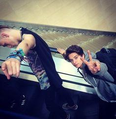 Tristan Evans & Bradley Simpson❤️❤️❤️❤️