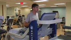 Penn Therapy & Fitness at Rittenhouse offers therapy and rehabilitation on the AlterG® anti-gravity treadmill, letting users exercise at a reduced body weight. AlterG therapy allows for the safe increase of cardiovascular activity without additional wear and tear on the body.