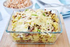 Das leckere Käsefleckerln - #Rezept ist ein Muss für alle Fans der traditionellen österreichischen Küche.