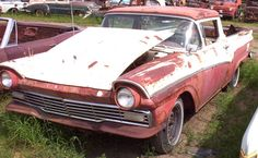 1957 Ford Custom Ranchero