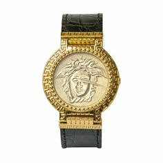 f80a5b17c6 45 Best Versace Vintage Watches images in 2017   Accessories, Gianni ...