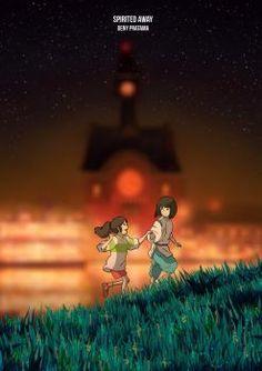 Spirited Away bởi HanamuraYosuke0